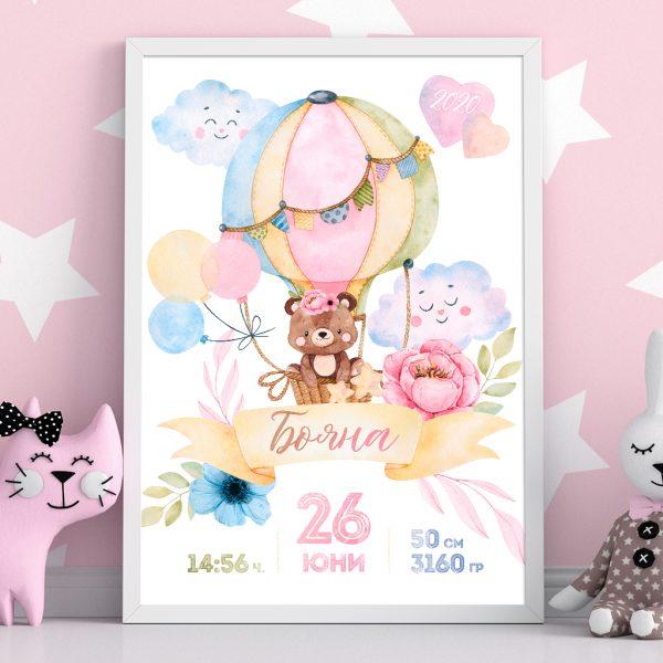 Бебешки визитки
